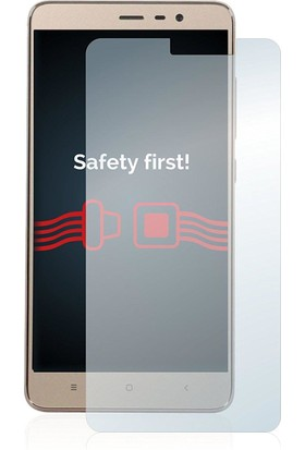 Case 4U Xiaomi Redmi Note 3 Ekran Koruyucu