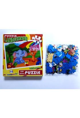 Cartoon Network Yapboz 250 Parça Puzzle