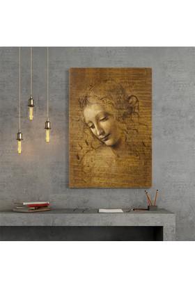 Leonardo Da Vinci La Scapıglıata Kanvas Tablo 20 x 30 cm