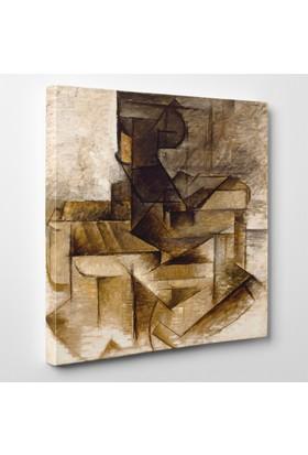 Pablo Picasso The Rower Kanvas Tablo 25 x 25 cm