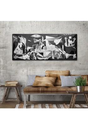 Pablo Picasso Guernica Kanvas Tablo 60 x 120 cm