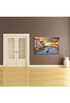 Anonim Venedik Kanvas Tablo 30 x 20 cm