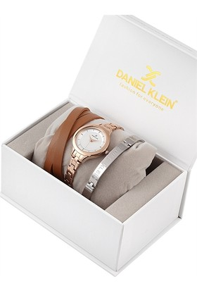 Daniel Klein 8680161586005 Kadın Set Kol Saati ve Bileklik