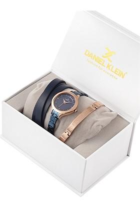 Daniel Klein 8680161585992 Kadın Set Kol Saati ve Bileklik