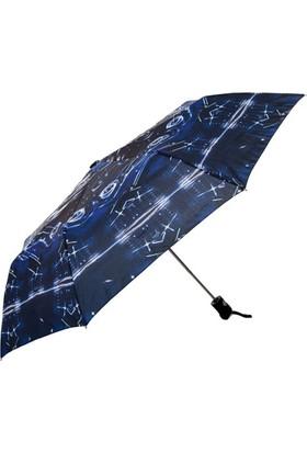 Biggbrella 1088Pry08 Desenli Şemsiye