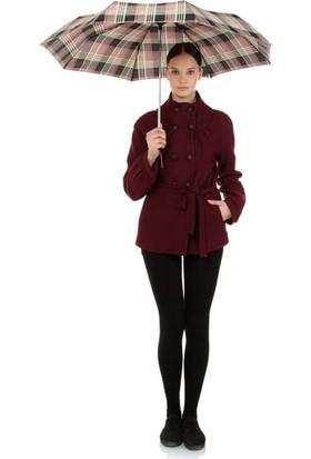 Biggbrella 3401E2 Mini Şemsiye Kareli