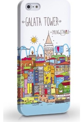 Biggdesign Galata iPhone 5/5S Kapak
