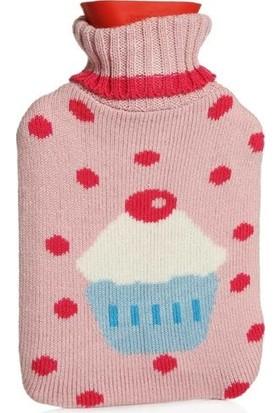 Bigghome Cupcakeli Sıcak Su Torbası
