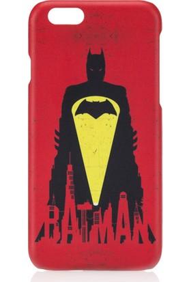 Batman v Superman Kırmızı iPhone 6/6S Kapak