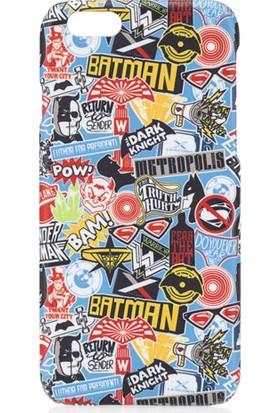 Batman v Superman DC Comics iPhone 6/6S Kapak