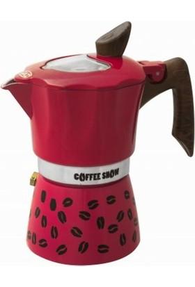 Gat Coffee Show Espresso Makinası 3 Kişilik