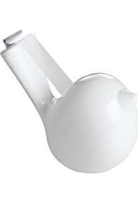 Koziol 5572525 Bantlık Kuş Beyaz
