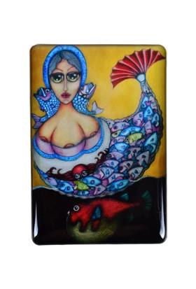 Monatitti Deniz Kızı Magnet