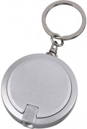 Pf Concept 10215700 Yuvarlak Gümüş Rengi Anahtarlık
