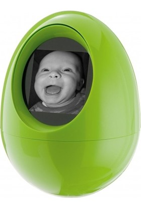 Pf Concept 11216802 Yumurta Şeklinde Dijital Foto Çerçevesi