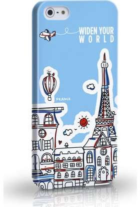 TK Collection France iPhone 5/5S Kapak