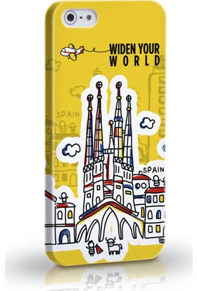 TK Collection Spain iPhone 5/5S Kapak