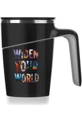 TK Collection Widen Your World Devrilmez Mug