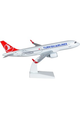 TK Collection A320 1/100 Plastik Model Uçak