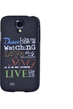 What's Your Case Dance Galaxy S4 Telefon Kılıfı