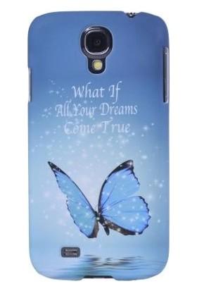 What's Your Case Dreams Galaxy S4 Telefon Kılıfı