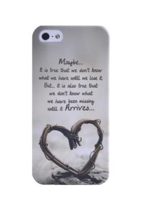 What's Your Case Maybe iPhone 5 Telefon Kılıfı