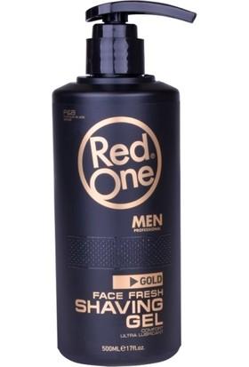 Redone Face Fresh | Gold Traş Jeli – 500 ml