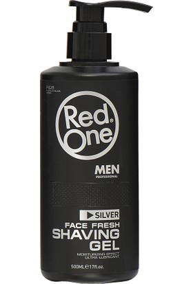 Redone Face Fresh | Silver Traş Jeli - 500 ml