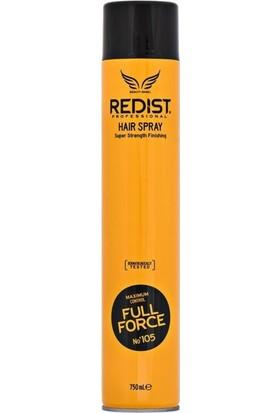 Redist Saç Spreyi | Full Force – 750 ml
