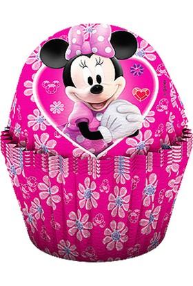 Parti Bulutu Minnie Lisanslı Cupcake Kalıbı