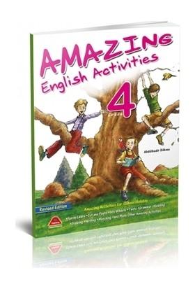 Amazing English Activities 4. Sınıf