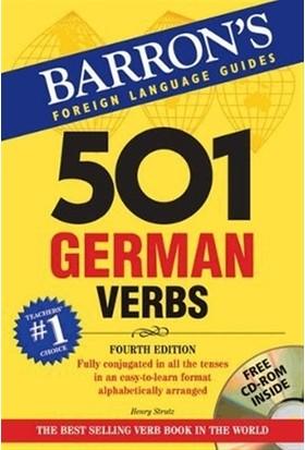501 German Verbs (CD'li)