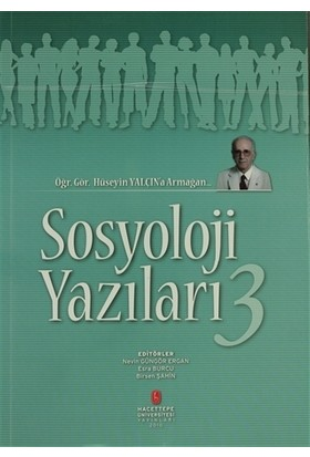 Sosyoloji Yazılar 3