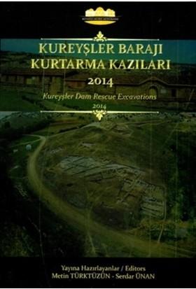Kureyşler Barajı Kurtarma Kazıları 2014