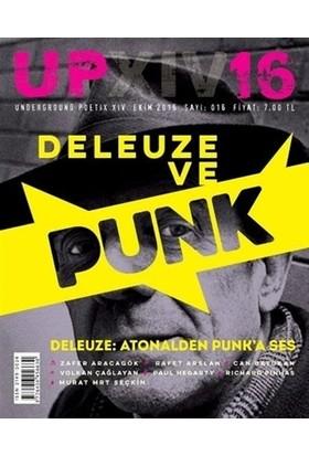 UP XIV / Underground Poetix XIV Dergisi Sayı :16 / Ekim 2016