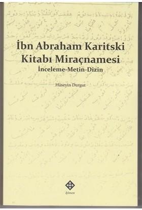İbn Abraham Karitski Kitabı Miraçnamesi
