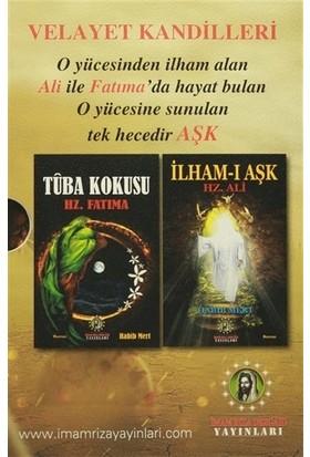 Tuba Kokusu Hz. Fatıma / İlham-ı Aşk Hz. Ali (2 Kitap Set)