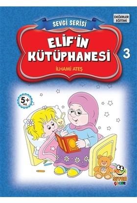 Elif'in Kütüphanesi - Sevgi Serisi 3