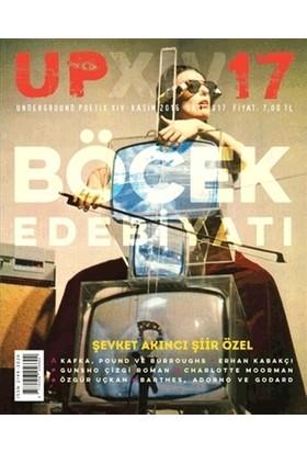 UP XIV / Underground Poetix XIV Dergisi Sayı : 17 / Kasım 2016