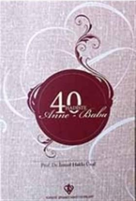 40 Hadiste Anne Baba