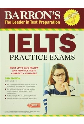 Barron's Ielts Practıce Exams