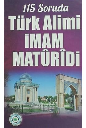 Türk Alimi Maturidi