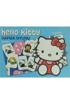 Hello Kitty Hafıza Oyunu 48 Parça Puzzle