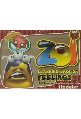 Zoi İngilizce Öğreniyorum İfadeler 20 Parça Puzzle