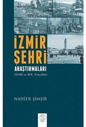 İzmir Şehri Araştırmaları