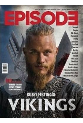 Episode Dizi Kültürü Dergisi Sayı : 2 Şubat-Mart 2017