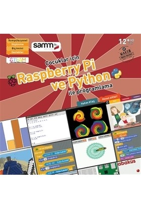 Çocuklar İçin Raspberry Pi ve Python ile Programlama