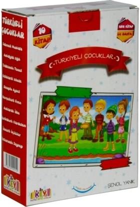 Türkiyeli Çocuklar Seti (10 Kitap Takım)