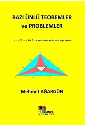 Bazı Ünlü Teoremler ve Problemler