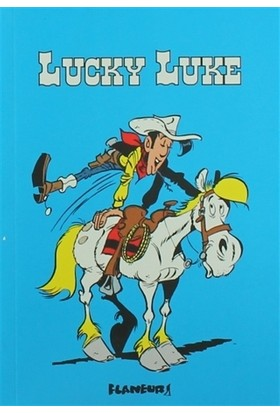 Lucky Luke Defter 1